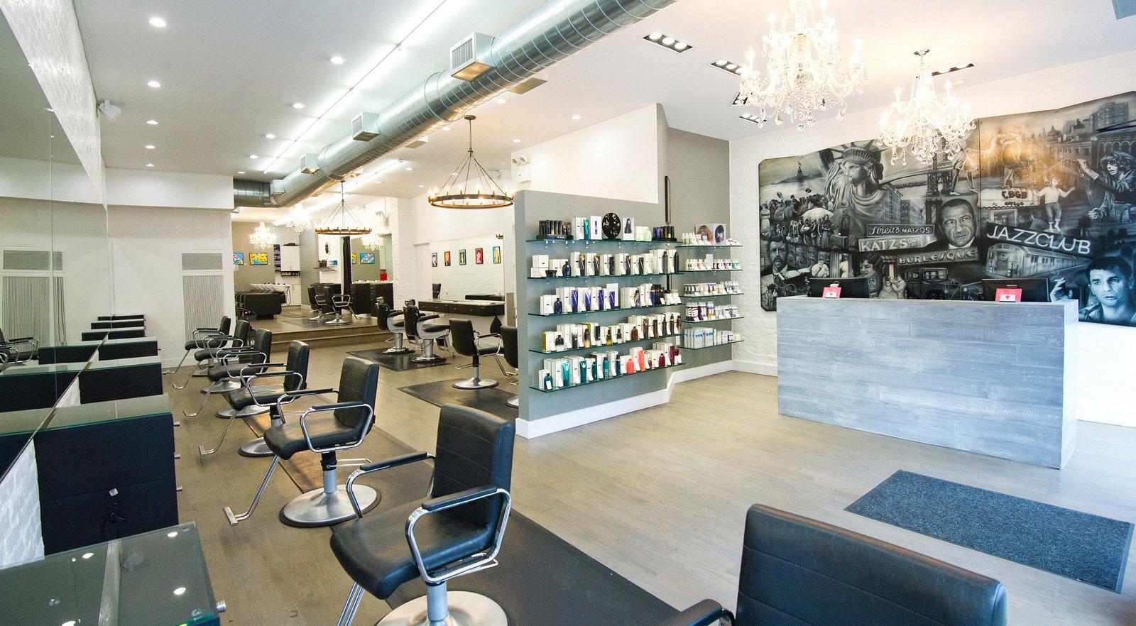 Shampoo Ave B Best East Village Hair Salon Balayage Ombre Nyc